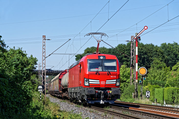 DB159762 Bei Ratingen-West