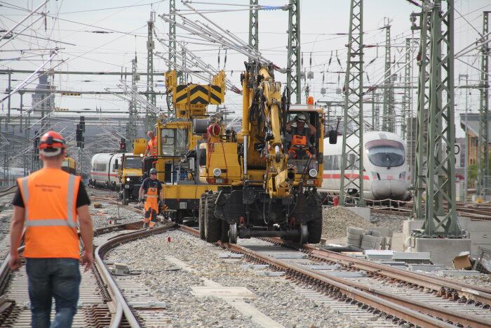 DB175711 Investitionen in die Infrastruktur